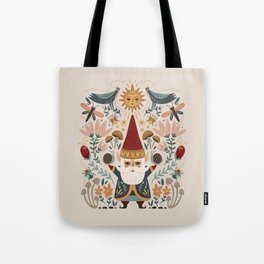 Gnome Life Tote Bag