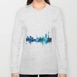 Johannesburg South Africa Skyline Long Sleeve T-shirt
