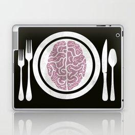 Brains for Dinner Laptop & iPad Skin