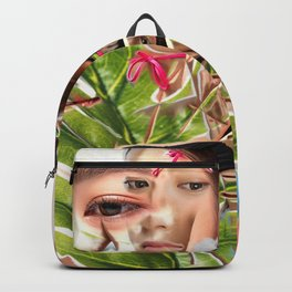 Scarlet Wizard Backpack