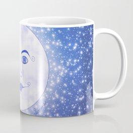 Dreamy Victorian Moon Coffee Mug