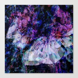 Ode to Prince Canvas Print