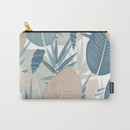 LEAVES AND SHELLS Carry-All Pouch