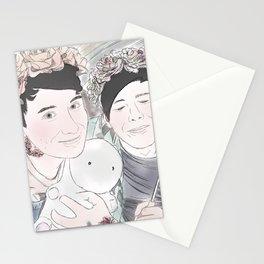 Pastel Dan & Phil Stationery Cards