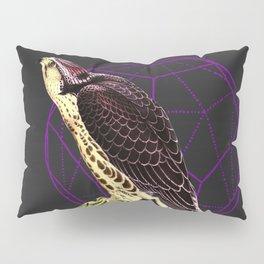 Serpentine Hawk Pillow Sham