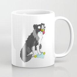 Borderline Collie Coffee Mug