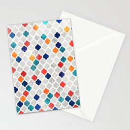 Sea & Spice Moroccan Pattern Stationery Cards