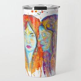 chantal et miriam Travel Mug