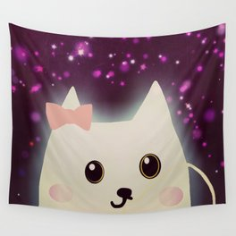 cat-114 Wall Tapestry