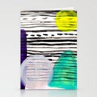 southwest Stationery Cards featuring Southwest by Jessalin Beutler