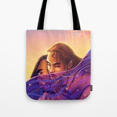 The Sun In My Sea Of Stars Tote Bag