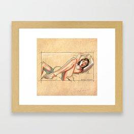 Infiniti Sensi 03 Framed Art Print