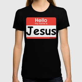 Hello Jesus T-shirt