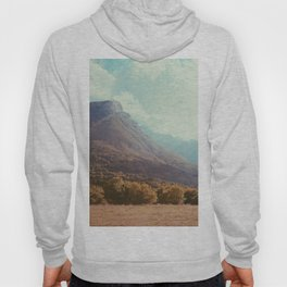 Mountains in the background V Hoody