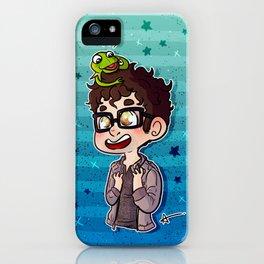 Darren and Kermit iPhone Case