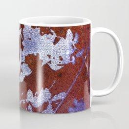 Flaming Flowers Coffee Mug