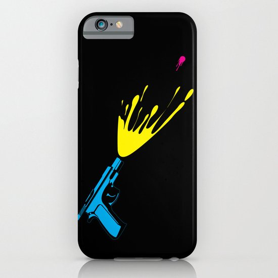 CMYKill iPhone & iPod Case