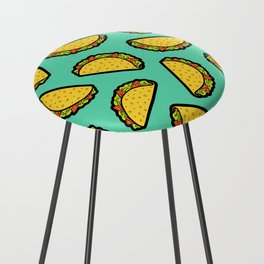 It's Taco Time! Counter Stool
