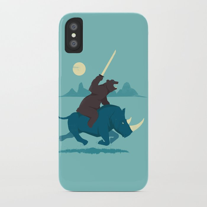 The Decider iPhone Case