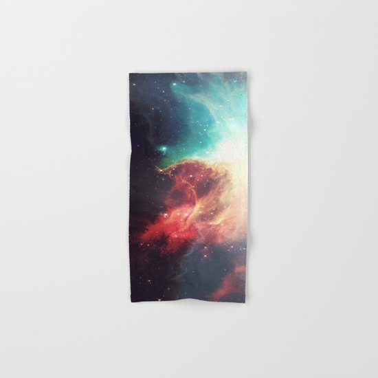 First Stop: Universe Hand & Bath Towel