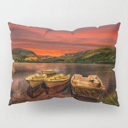 Llyn Nantlle Uchaf  Snowdonia Pillow Sham