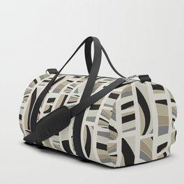 Urban art deco 01 Duffle Bag