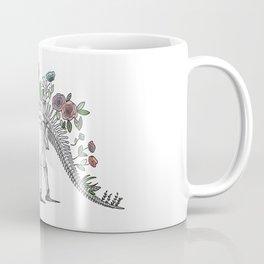 Stego-flora-saurus Coffee Mug