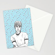 Finn Nelson Floral Stationery Cards
