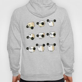 OLYMPIC LIFTING  Tofu Hoody
