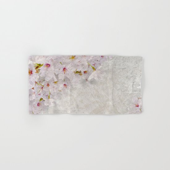 Cherry Blossom #1 Hand & Bath Towel