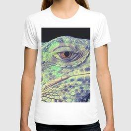 lizart dragon head T-shirt