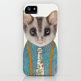 Possum iPhone Case