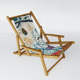 nature【Japanese painting】 Sling Chair
