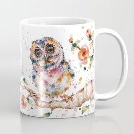 Yep, Cute Is My Middle Name (Owl) Coffee Mug
