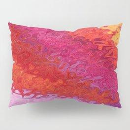 Hey RED! Pillow Sham