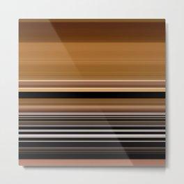 stripes 229 Metal Print