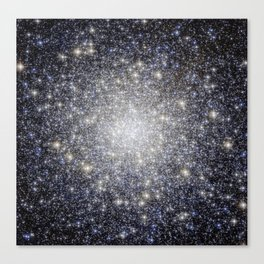 Messier 92 Canvas Print