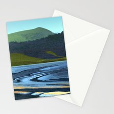 Low Tide, Late Evening Stationery Cards