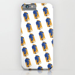 Lando Milk Cartons iPhone Case