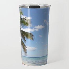 Isla Saona Caribbean Paradise Beach Travel Mug