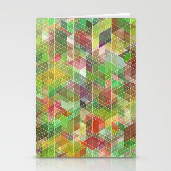 Panelscape - #6 society6 custom generation Stationery Cards