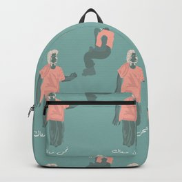 We Are Here With You Backpack