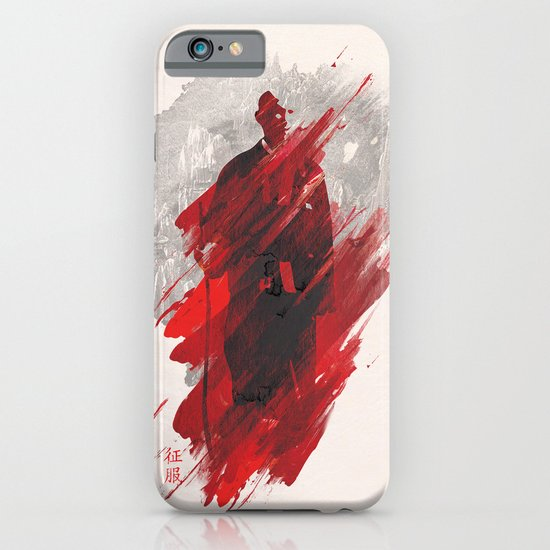 The Great Master is back iPhone & iPod Case