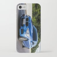 bmw iPhone & iPod Cases featuring BMW M135i by Nenhum Destes