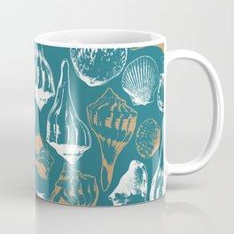 Marco Island Shells Coffee Mug
