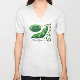 Pill Portraits 4: Chloral Hydrate Unisex V-Neck