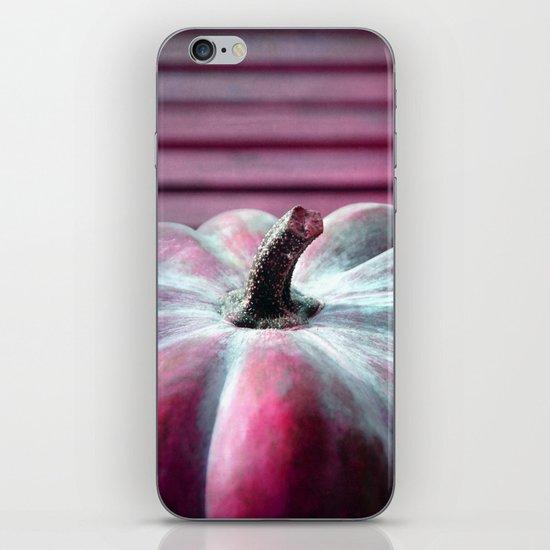 pumpkin II iPhone & iPod Skin