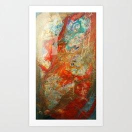 Desires of the Heart Art Print