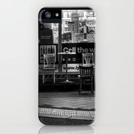 open iPhone Case