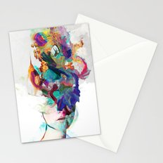Let it out Stationery Cards